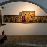 "National Iconographic ""Onufri"" Museum , Beart Albania"