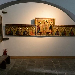 "National Iconographic ""Onufri"" Museum , Beart Albania"