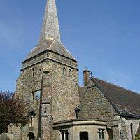 St Margaret's Church West Hoathy