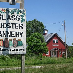 Glass Rooster Cannery