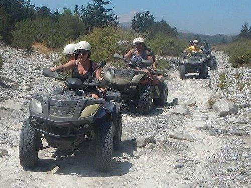 Dimitris Quad Safari
