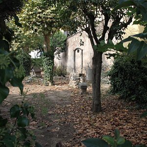 Casa Corbella patio exterior