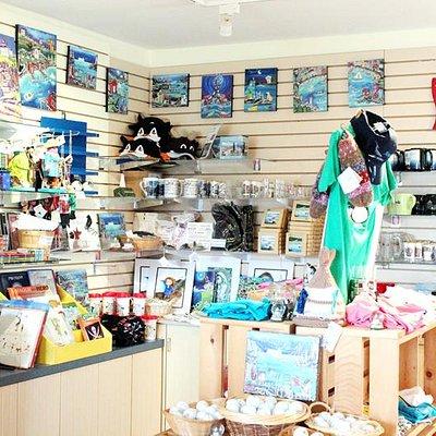 Cape Spear Heritage Shop