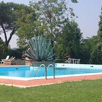 Super schöner Swimmingpool