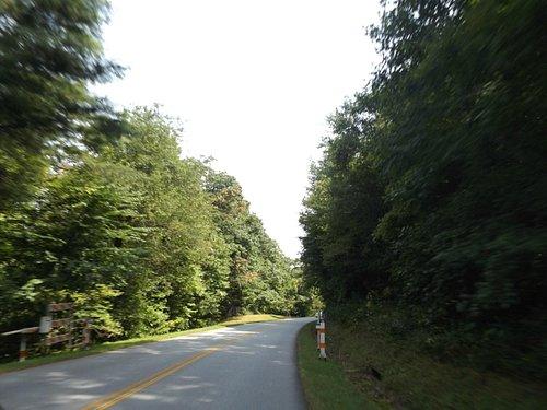 The Blue Ridge Parkway Vistor Center