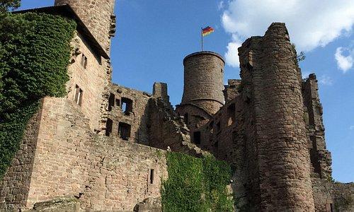 Hanstein Castle (Burgruine Hanstein)