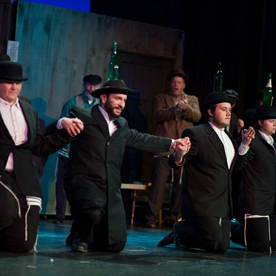 """""""Fiddler on the Roof"""" 2013"""
