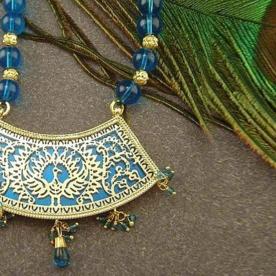 thewa jewellery necklace