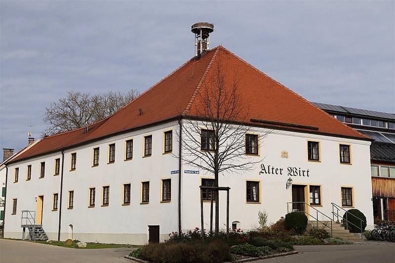 Gasthaus Alter Wirt Eresing Restaurant Bewertungen Telefonnummer Fotos Tripadvisor