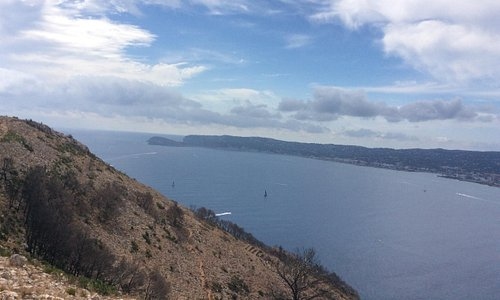 View from Cabo San Antonio