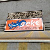 Insegna Geko