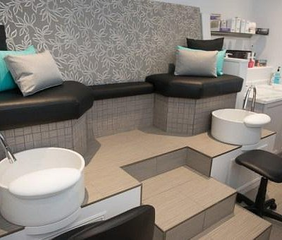Manicure and Pedicure Room