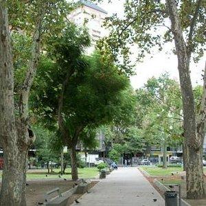 Plaza de almagro