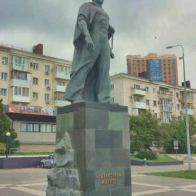 Monument to the Unknown Sailor, Novorossiysk, Russia