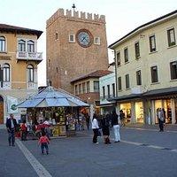 torre orologio mestre