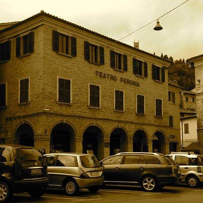 Teatro Feronia, San Severino Marche