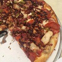 Very good pizza