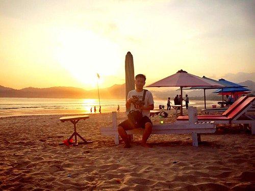 Pantai yg istimewa