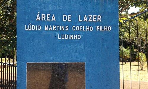 Entrada da Praça Itanhangá