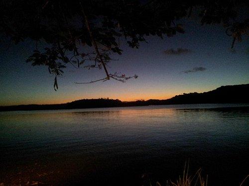 Pôr-do-sol da Terra da  Gabriela