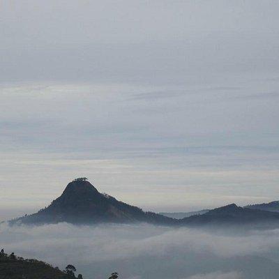 perumal peak from kodai