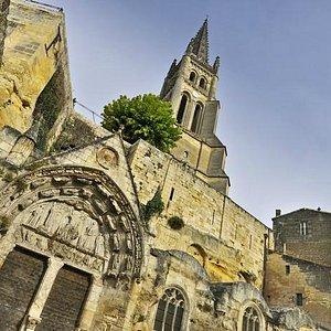Eglise Monolithe - Saint-Emilion