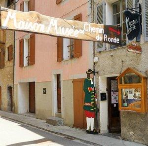 Maison Musée Chemin de la Ronde