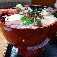海鮮丼 単体