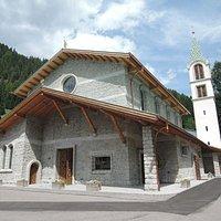 chiesa sacro cuore - esterno