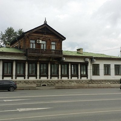 Дом врача Жуковского