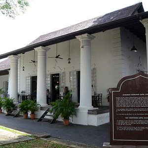 @ Visitor`s Information Centre, Kuching