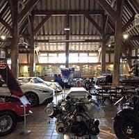 Aston Martin Heritage Trust Museum