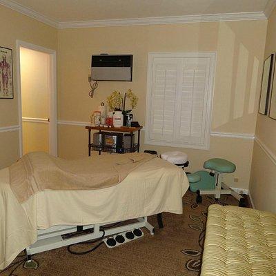 Rio Vista Wellness Center Treatment Room