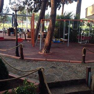 Arsan Center Çocuk Parkı