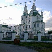 Церковь в Ялуторовске