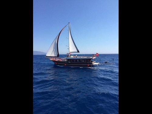 Grand Burak sailing boat