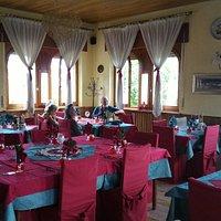 Sala principale del Ristorante San Briccio