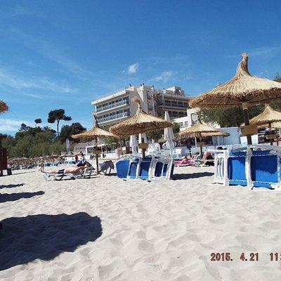 Cala Moll beach