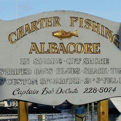 Albacore Charters