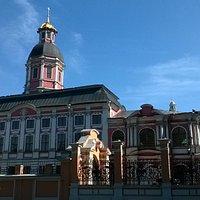 Благовещенская Александро-Невская церковь
