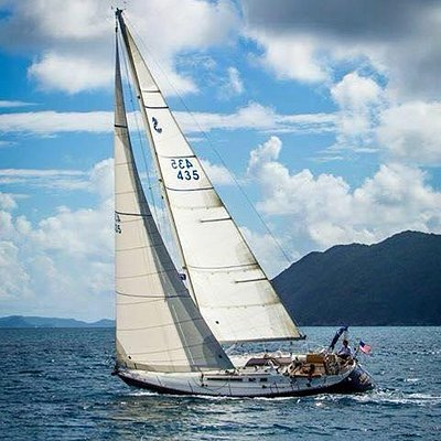Cruising in the Virgin Islands