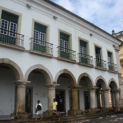 Memorial Camara Municipal de Salvador