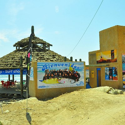 Escuela de Surf Totoralillo