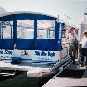 Captain Stew's Bay Cruise