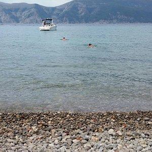 Spiaggia magneli