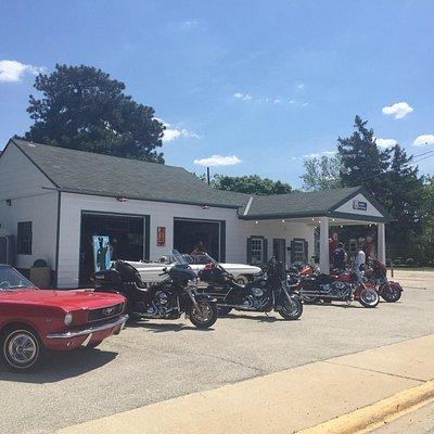 Rent a classic car Route 66