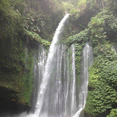 Waterfall Sendang Gile