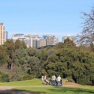Adelaide Parklands North Adelaide Golf Course
