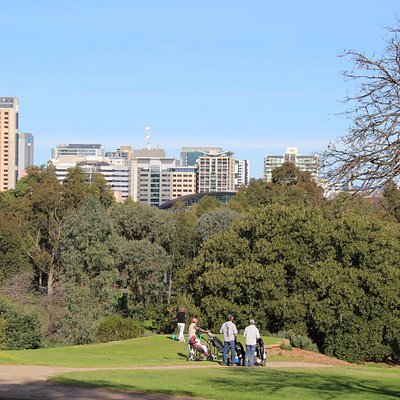 Adelaide Parklands North Adelaide Golf Course