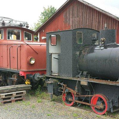 Nässjö Järnvägsmuseum
